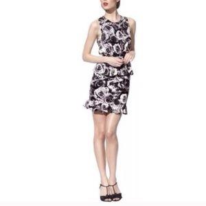 Kate Young for Target Peplum Dress